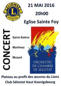 concert LIONS