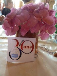 fleurs 30 ans